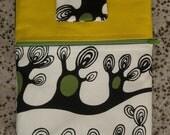 Abstract Tree Print Ipad Case / Ipad Sleeve