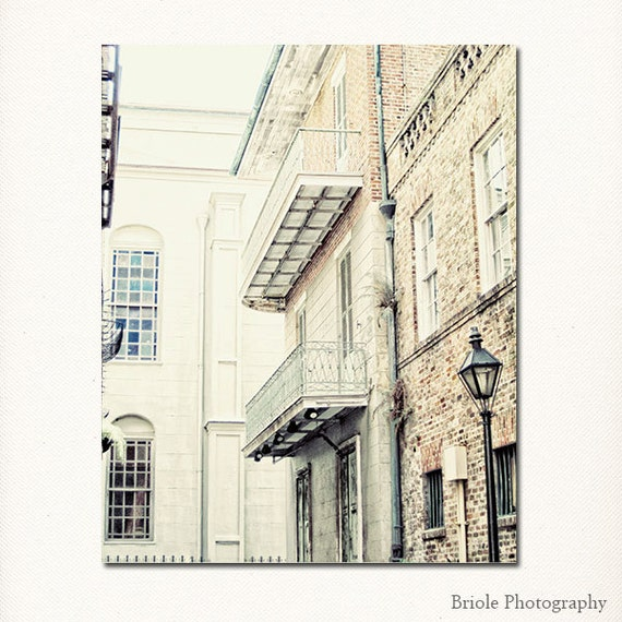New Orleans Art French Quarter Photograph Cabildo By Briole
