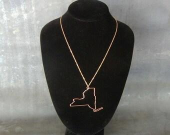 State Necklace-NY