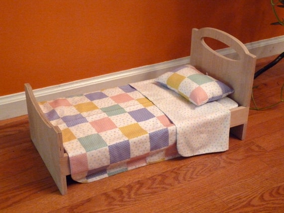 Doll Bed for 18 inch doll