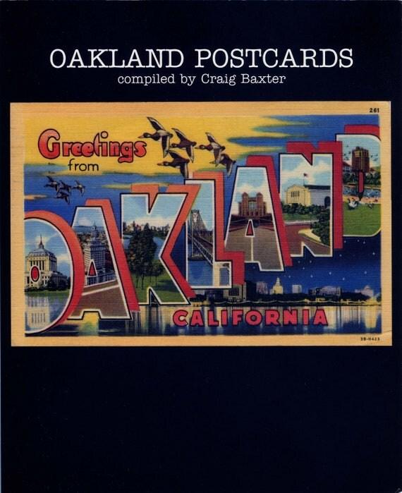 Book - Oakland Postcards