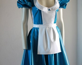 Alice in Wonderland Dress Uniform Kawaii Lolita Cosplay CHRISST