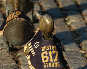 Bruins Ducklings, Boston Strong, Bruins Fan, Boston 617 Strong, Man Cave, Sports Decor, Nursery Wall Art, Dorm Room Decor, Teen Rooms Decor
