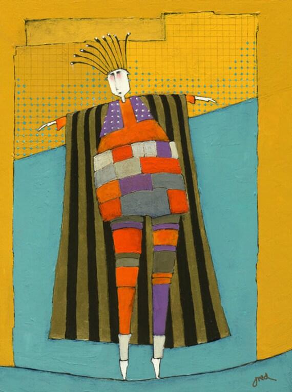 Gildersleeve--20 x 16--archival giclee print