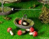 Fly Agaric Toadstool  - WIZARD / FAIRYTALE RANGE