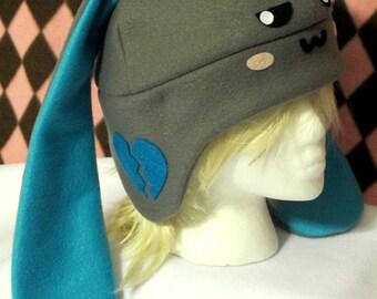 Sour Bunny Fleece Hat