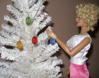 1960's style Christmas ornaments for Gene