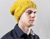 The Basic Hat in Yellow