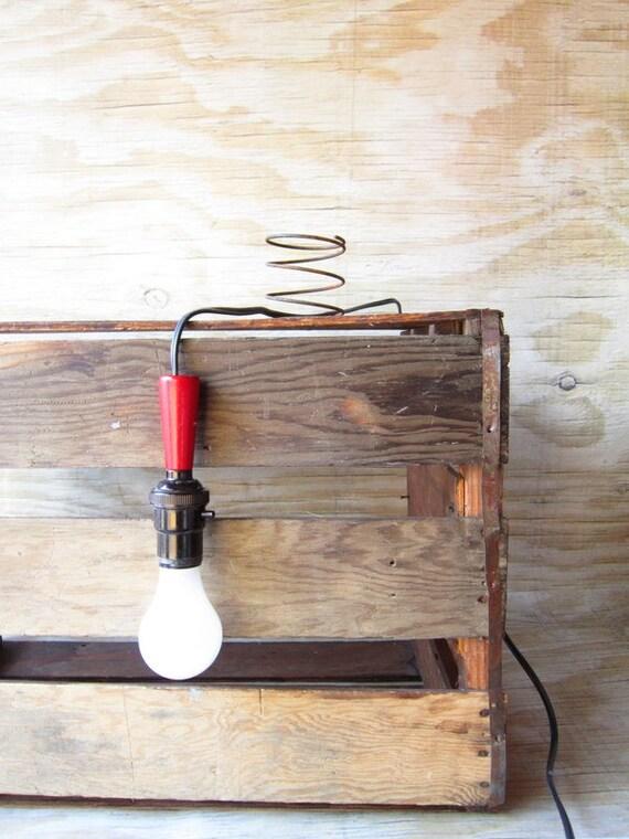 Vintage Bakelite  Task Light