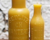 Beeswax Candles -Paris in the 20's - French Collection