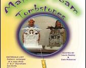 Making Foam Tombstones Pattern with DVD