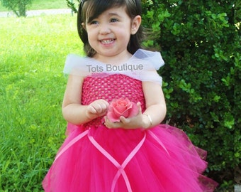 Pink Princess Tutu Dress -Infant