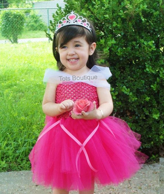 Pink Princess Tutu Dress -Infant