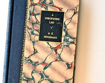a shropshire lad a. e. housman (hardback 1951 ed.)