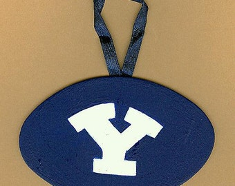 BYU Ornament/Wall hanging