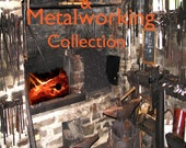 32 Rare Old Books On Farm BLACKSMITHING METALWORKING FORGING with Reviews Art Smithing Tools