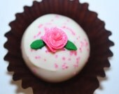 Pretty In Pink Cake Truffles