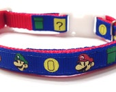Cat Collar Arcade Wizard - Safety Clasp