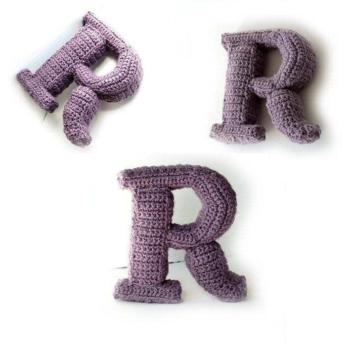 Letter r crochet pattern 3d alphabet crochet pattern 3d words letter r crochet pattern 3d alphabet crochet pattern 3d words pattern 3d letters pattern words home deco decorative letters crochet thecheapjerseys Images