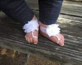 Baby Sandals - Barefoot Baby Sandal - Baby Girl Shoes - Barefoot Girl Sandal - Baby Girl Sandal - Baby Shoe Sandal - Baby Barefoot Sandals