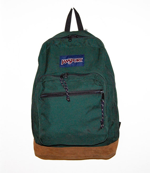 Backpack Leather Bottom