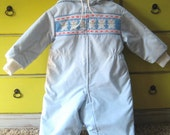 TINY TOTS Snowsuit 2yr