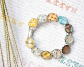 Autumn in the city bracelet - Autumn in the city collection - Free Worldwide Shipping - Gift for her under 35 USD