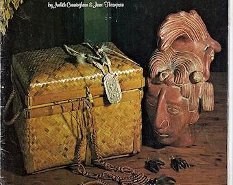 14K Macrame Jewelry  Macrame Pattern Book 7116