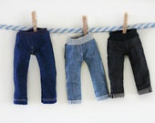 Denim Jeans for your Princess Puppen