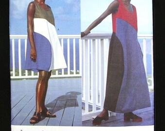 Issey Miyake Sewing Pattern Vogue 1563 Sizes 8-10-12 UNCUT