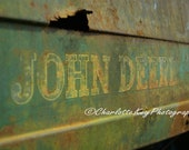 11x14 John Deere fine art photograph