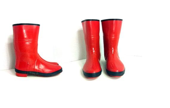 Awesome Kamik Katie Rain Boot Women Red Rain Boot Boots