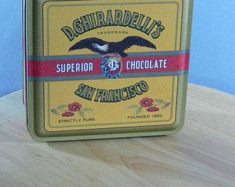 D.Ghirardelli - Superior Chocolate - San Francisco - MG-051