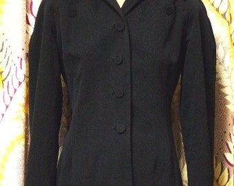 1950's Ladies Gaberdine Jacket 4