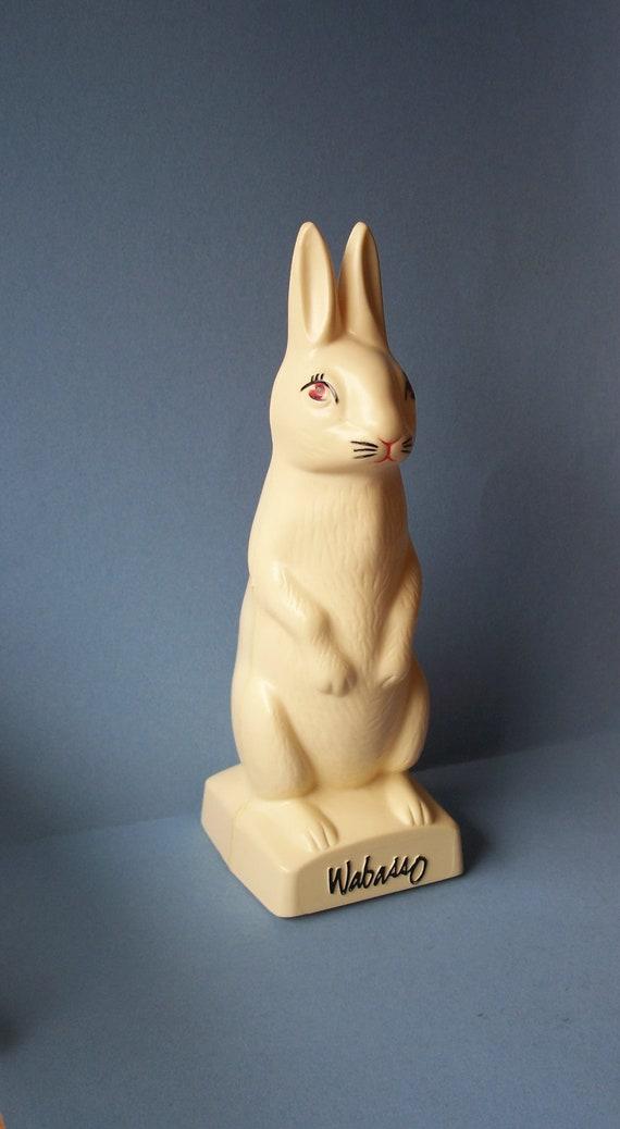 Vintage Wabasso Rabbit / Bunny Bank