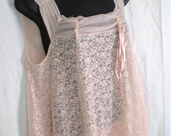 On Sale PIN UP Baby doll Nightie Nightgown Size Medium