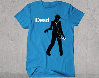 iDead Zombie iPod T-shirt