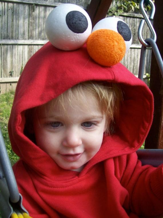 items similar to elmo sesame street halloween costume on etsy - Halloween Costumes Elmo