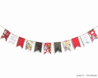 Nativity Bunting Banner, Christmas 9ft Bunting Banner, Christmas Decorations, Christmas Garland, Nativity Scene, Christmas Party Supplies
