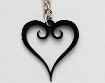 Kingdom Heart necklace