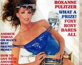 "Playboy Magazine June 1985- ""Mature"" Vintage Erotica"