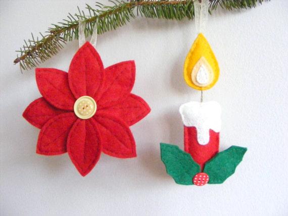 Vintage Christmas Decorations Etsy