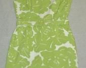 Designer Vintage Agnes B Mini Shift Dress 1970s
