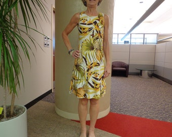 Hawaiian Original Pineapple Dress