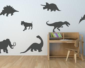 Viking Wall Decals Wall Decor Vinyl Decals Boys Room - Custom vinyl wall decals dinosaur