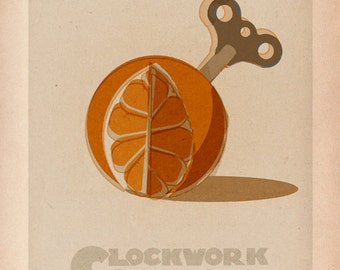 A Clockwork Orange - Alternative Poster