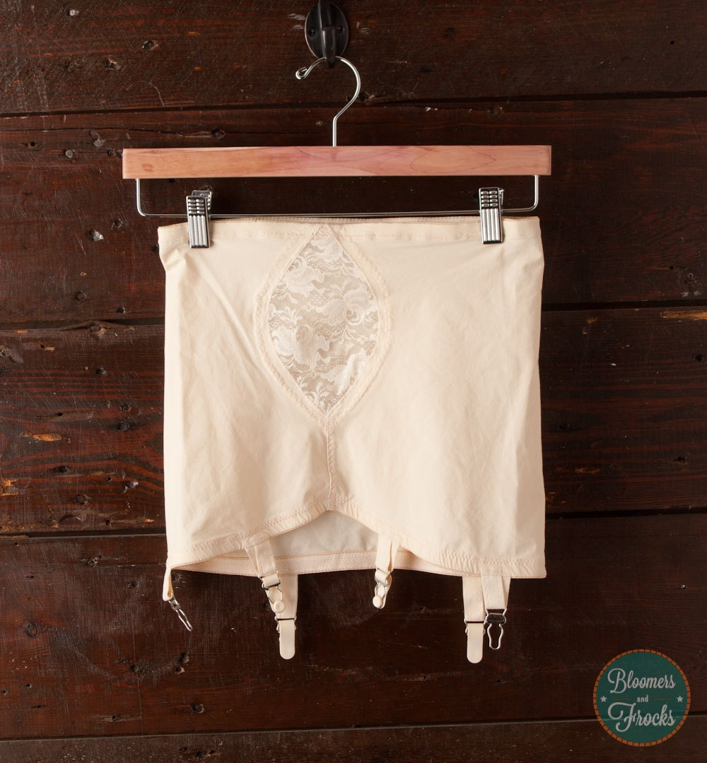 Nude Vintage Girdle / Shapewear From Smoothie