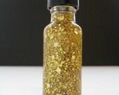 Coronation - Gold Glitter Nail Polish