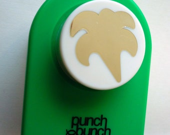 New- McGill PUNCH BUNCH Large Paper Punch- LILY
