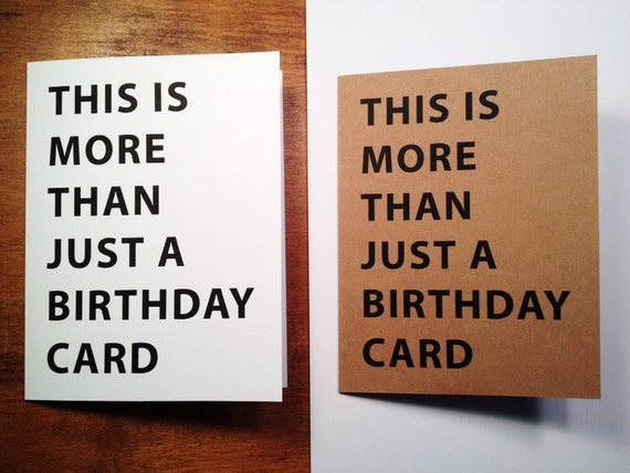 Funny Homemade Birthday Cards gangcraftnet – Clever Birthday Cards